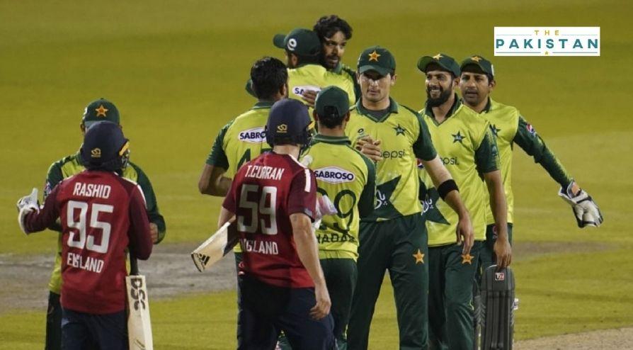 England Confirm Pakistan Tour