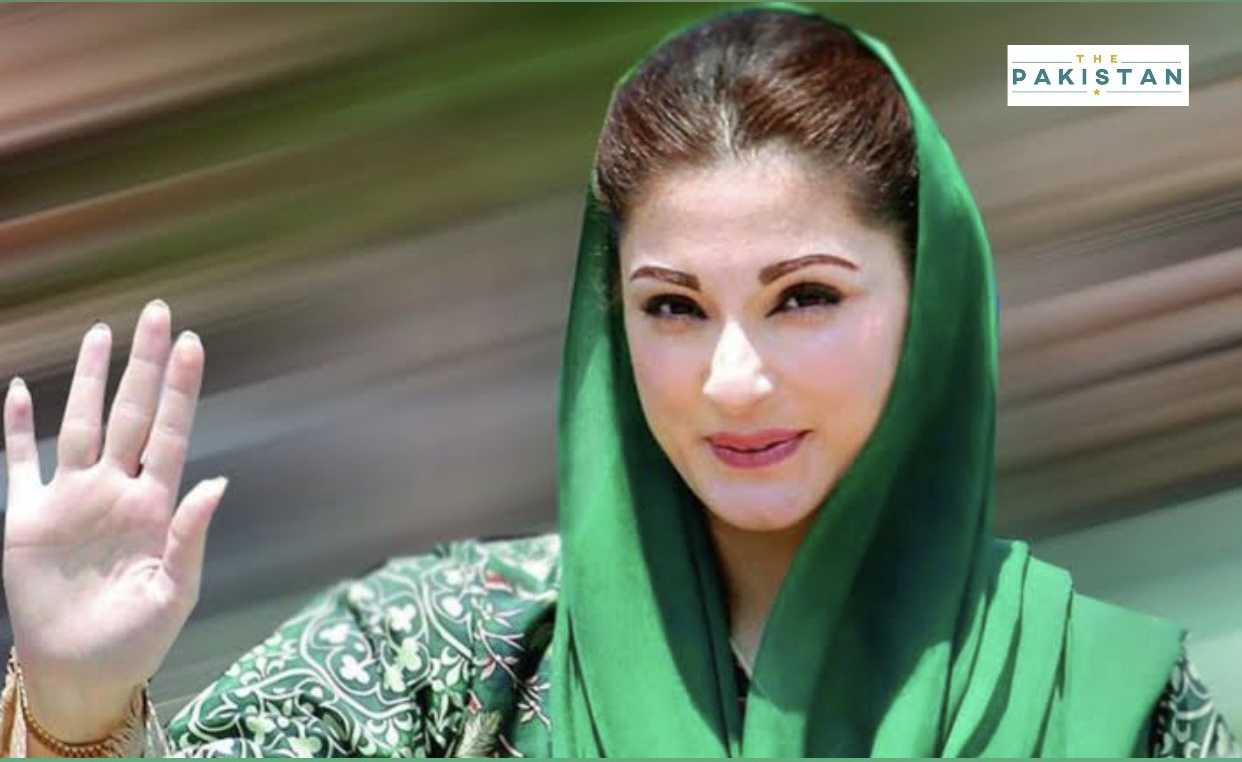 Maryam lashes out at PM Khan in GB rally