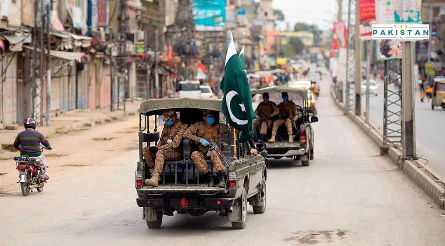 Parts of Lahore, Pindi, Multan under lockdown as cases rise
