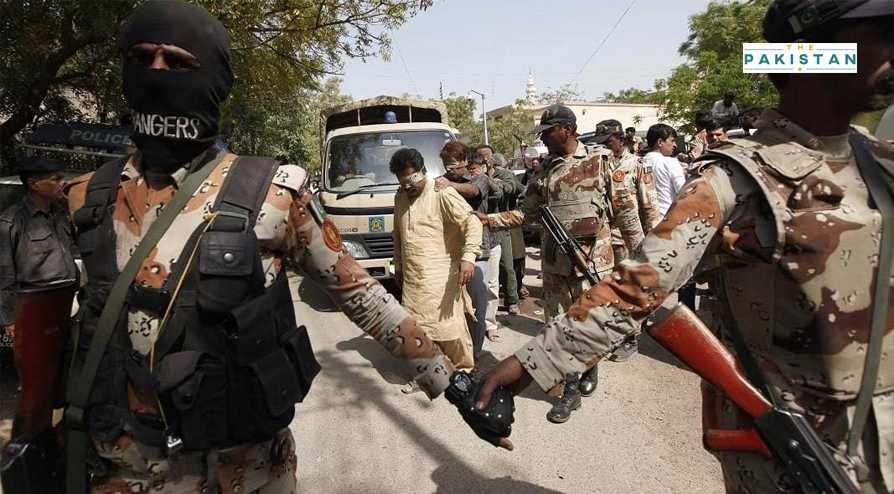 ISI, Pakistan Ranger in Sindh IG case removed from Office: ISPR