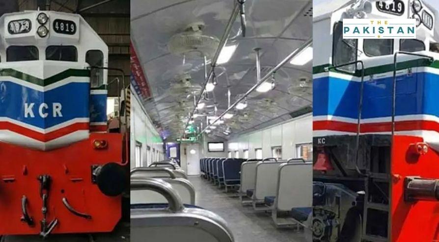 Karachi Circular Railway Begins Operations Today