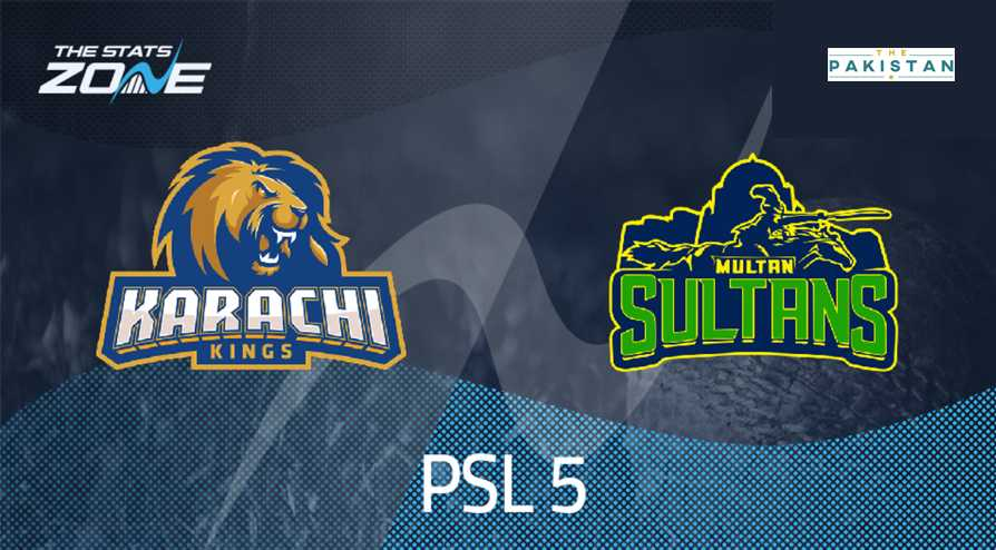 Multan Sultans, Karachi Kings To Play First Playoffs Today