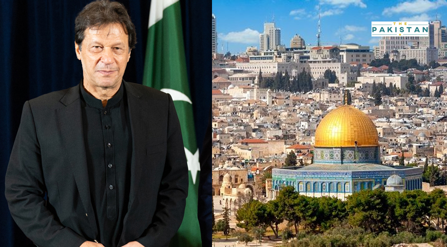 Pakistan Being Pressurized To Accept Israel: PM Khan