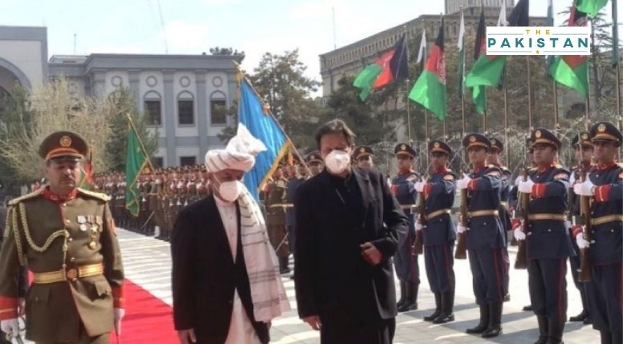 PM In Kabul On Maiden Visit; Welcomed With Guard Of Honour