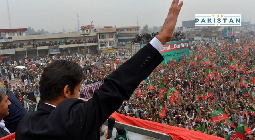 PM Khan criticises PDM for Peshawar rally