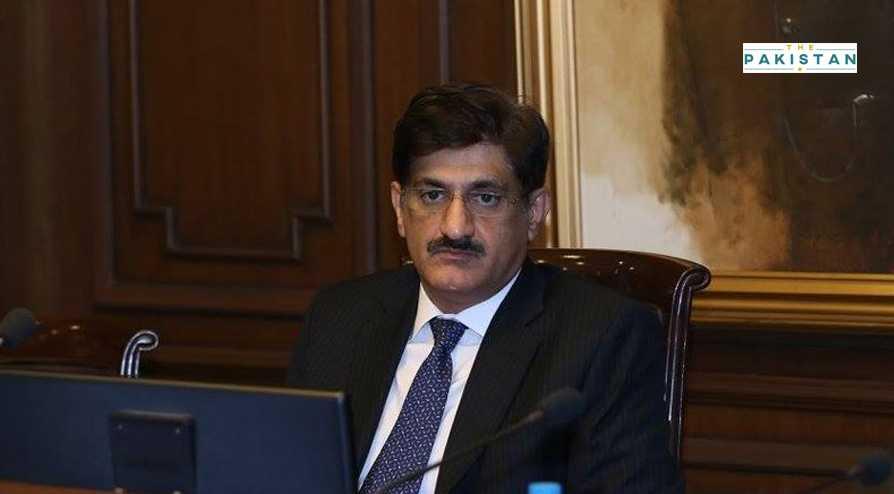 Sindh CM Murad Tests Covid Positive