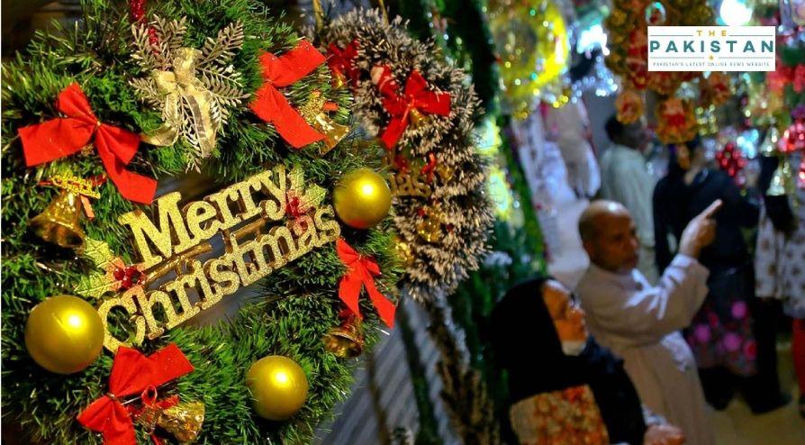 Christians Across Pakistan Celebrate Christmas