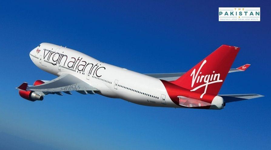 First Virgin Atlantic Flight Lands In Pakistan