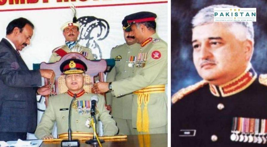 Former Corps Commander Mohsin Kamal Passes Away