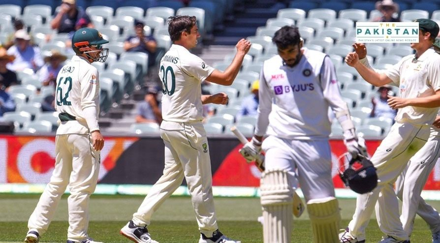 India Dismissed For 36; Their Lowest-Ever Test Score