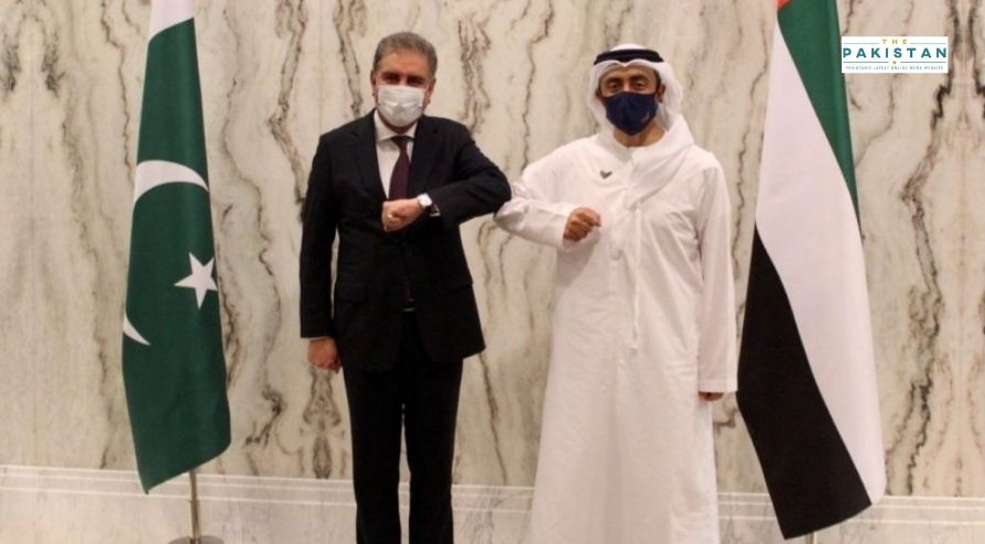 Indian Planning Attack On Pakistan, Says FM Qureshi In Dubai
