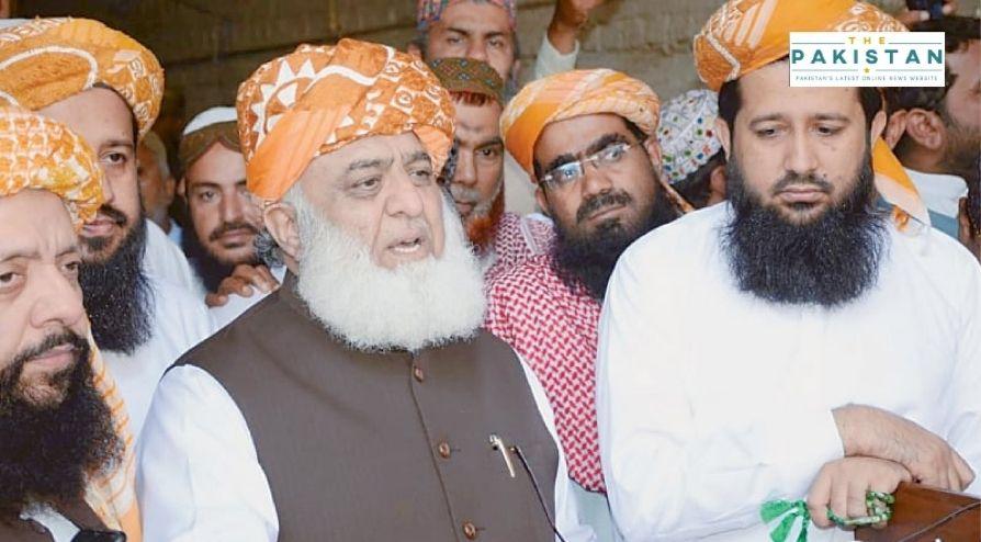 Maulana Fazl Has Links To MI6