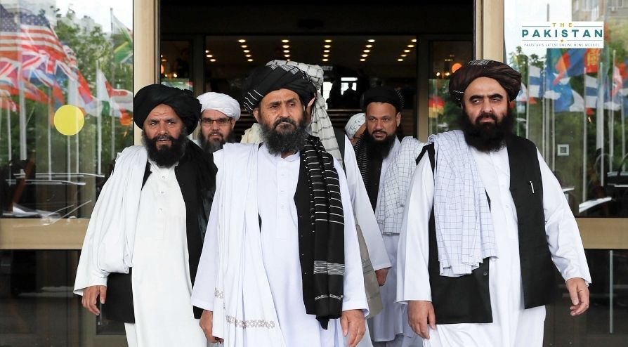 Mullah Baradar-Led Taliban Delegation To Arrive Pakistan today