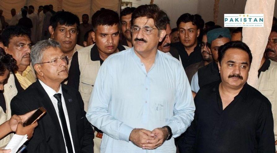 Murad Ali Shah Submits Resignation To PPP Chairman Bilawal