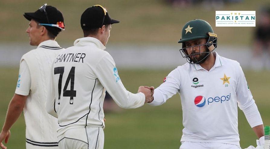 Pak vs NZ Hosts In Control Despite Faheem, Rizwan's Partnership