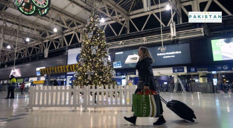 Pakistan Bans UK Travel After New Covid Strain