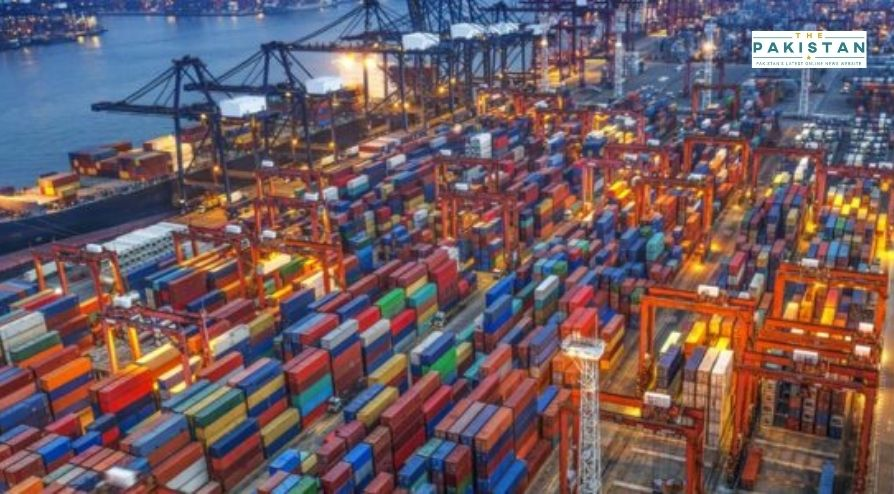 Exports Hit 30-Month High