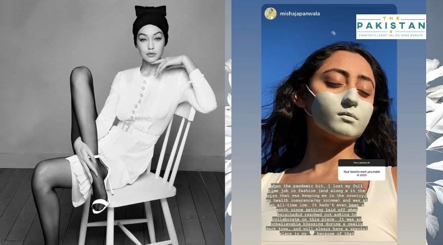 Pakistani Artist Misha Shares How Gigi Helped Her