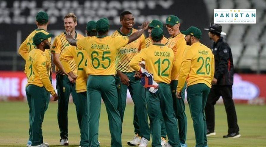 South Africa Confirms Pakistan Tour