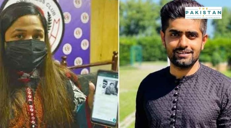 Woman Who Accused Babar Of Harassment Says Her Life In Danger