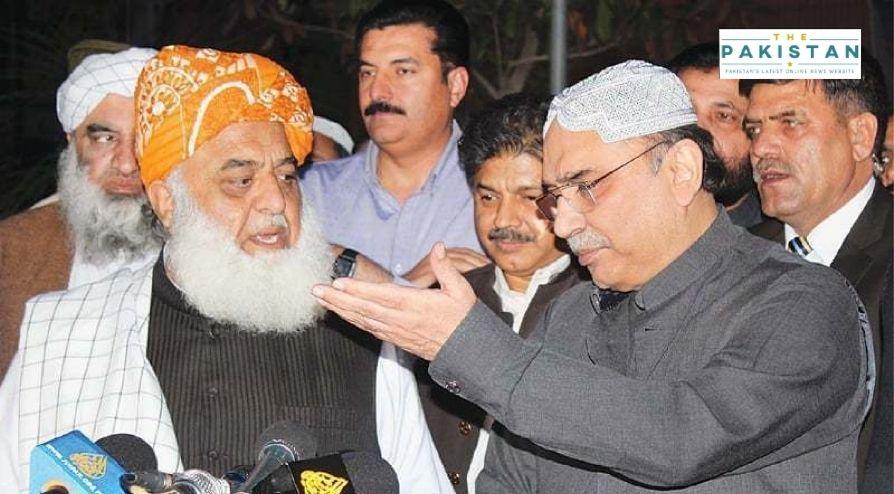 Zardari Invites JUI's Fazl To Larkana For Dec 27 Rally