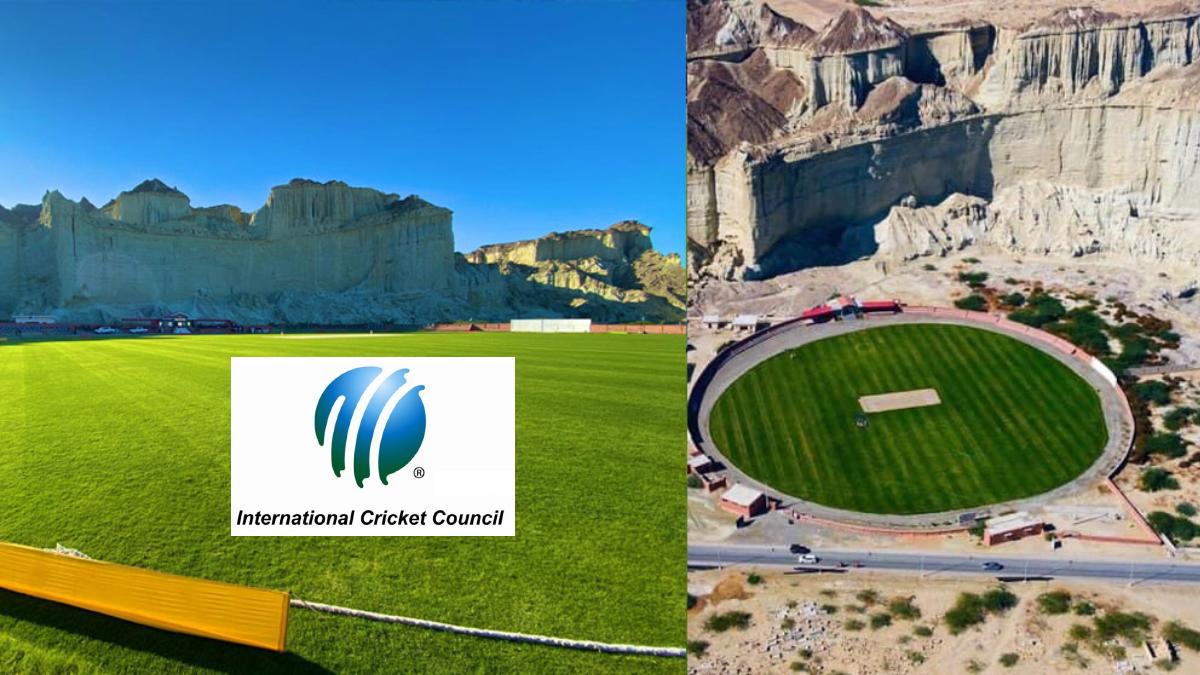 ICC, cricket legends praise Gwadar cricket stadium's beauty