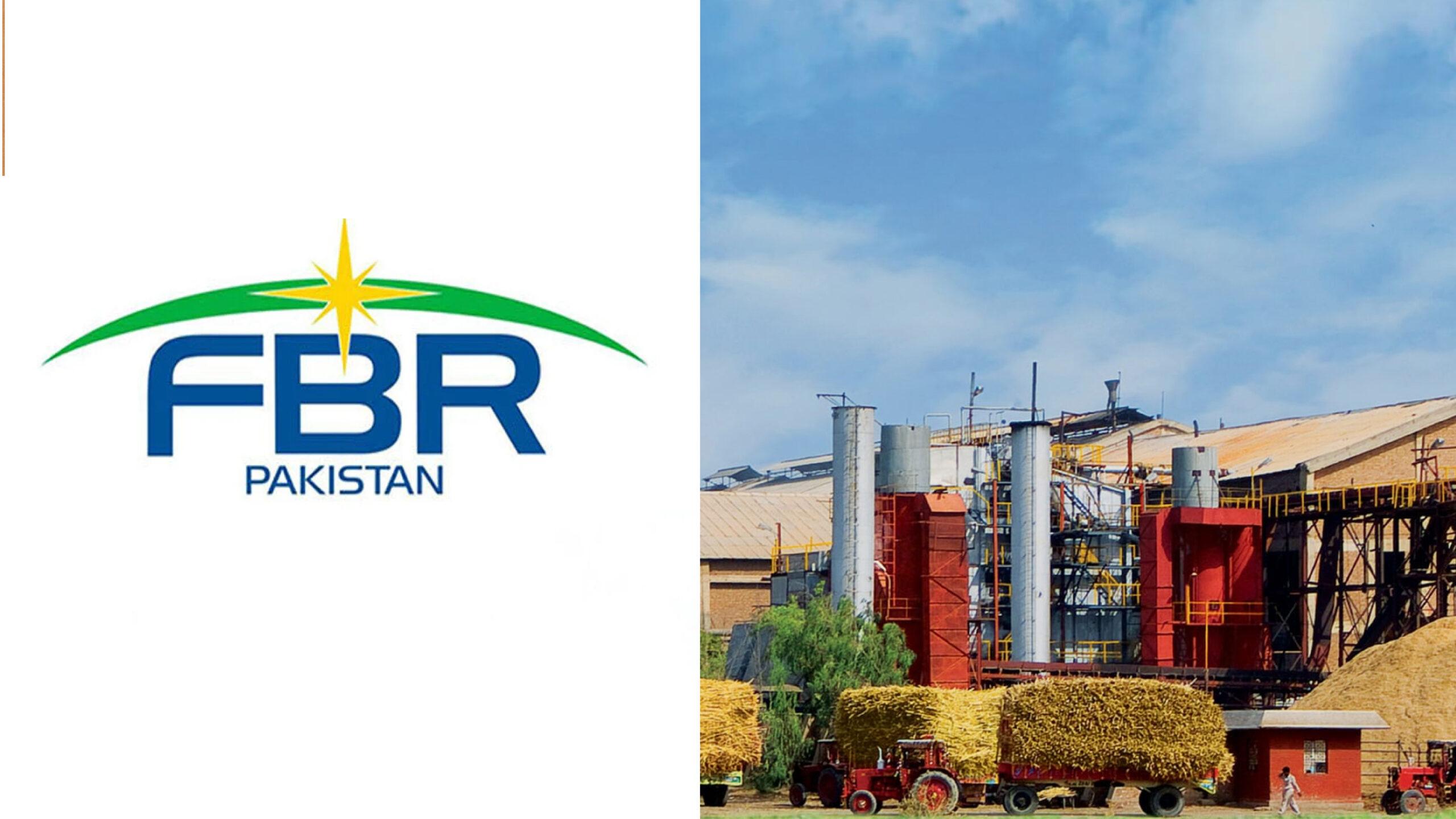 Rs469 billion tax demand created against 81 sugar mills: FBR