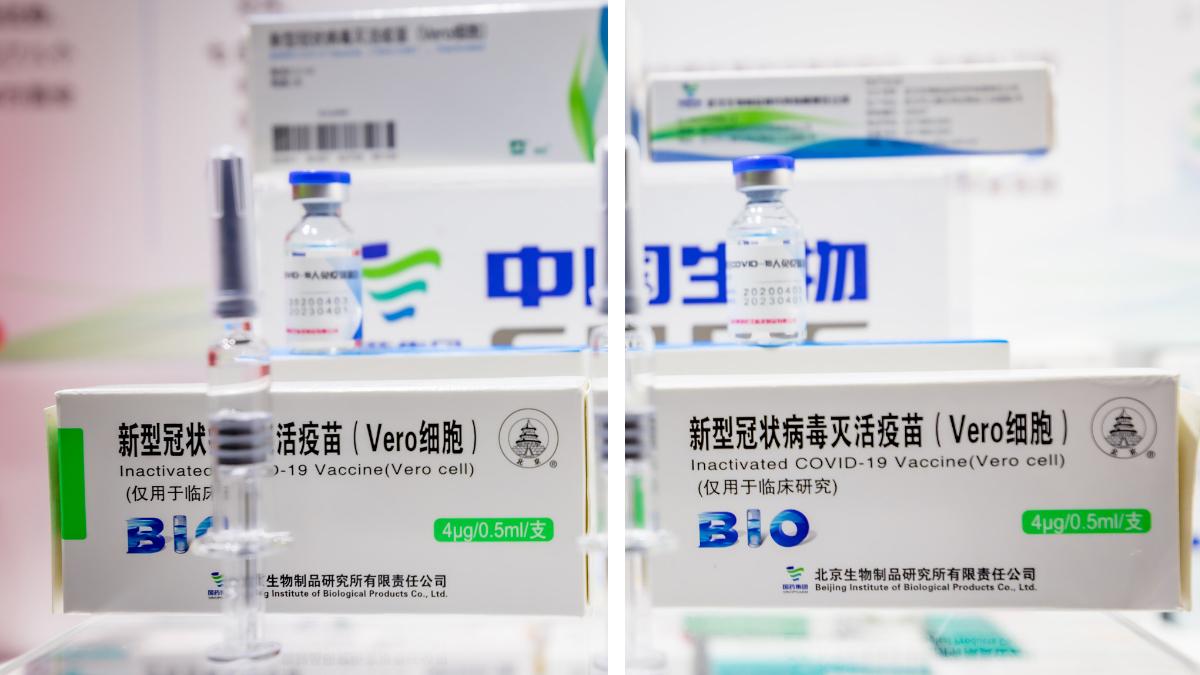 Sinopharm-vaccine