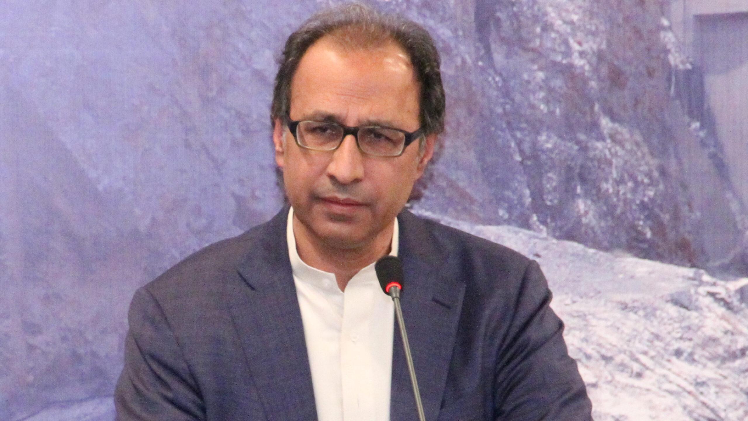 Hafeez Sheikh