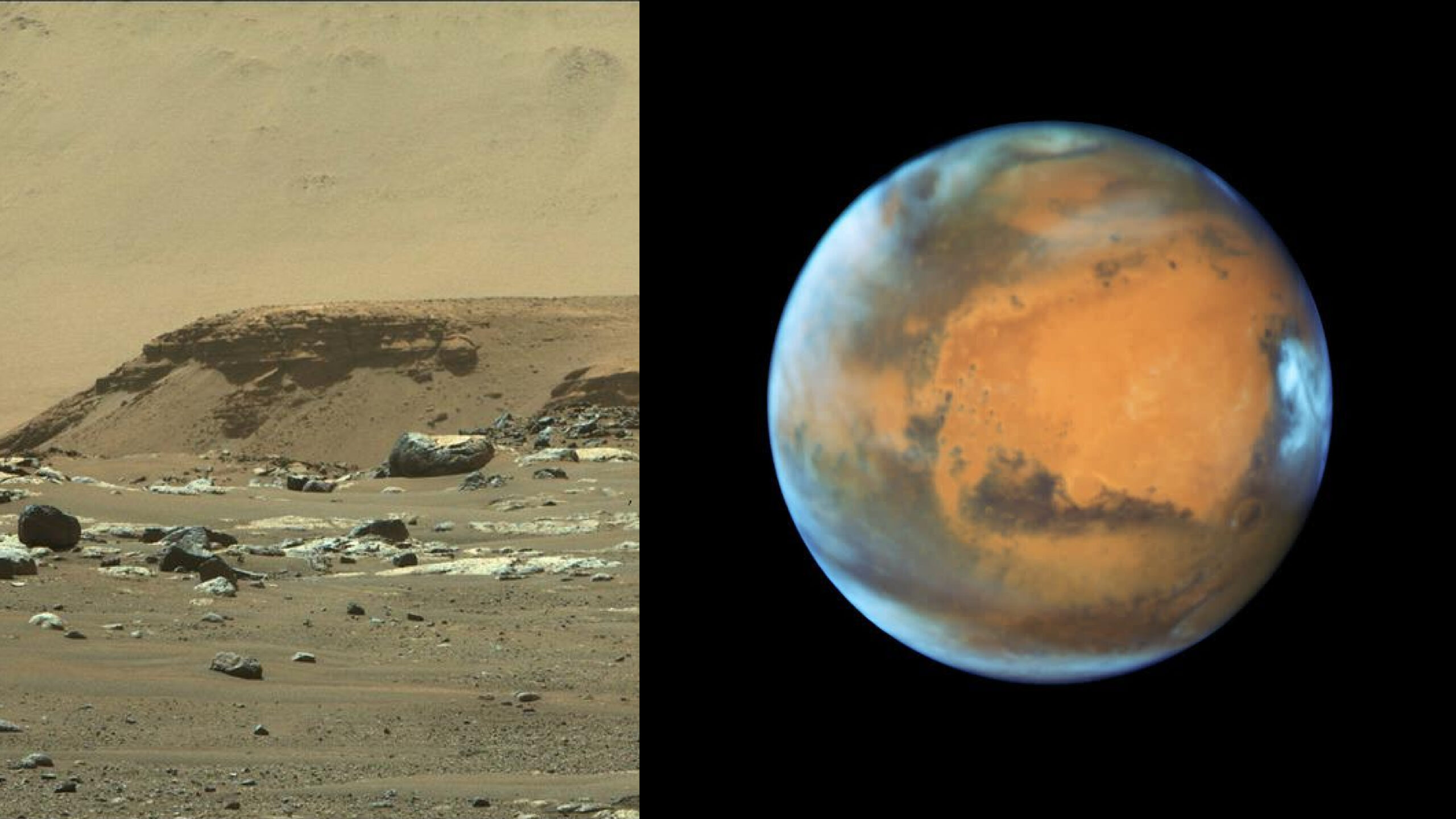 Missing water may be buried under Mars surface: Study
