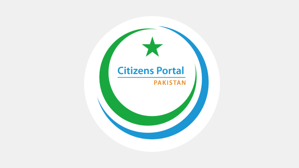 Pakistan-Citizen-Portal
