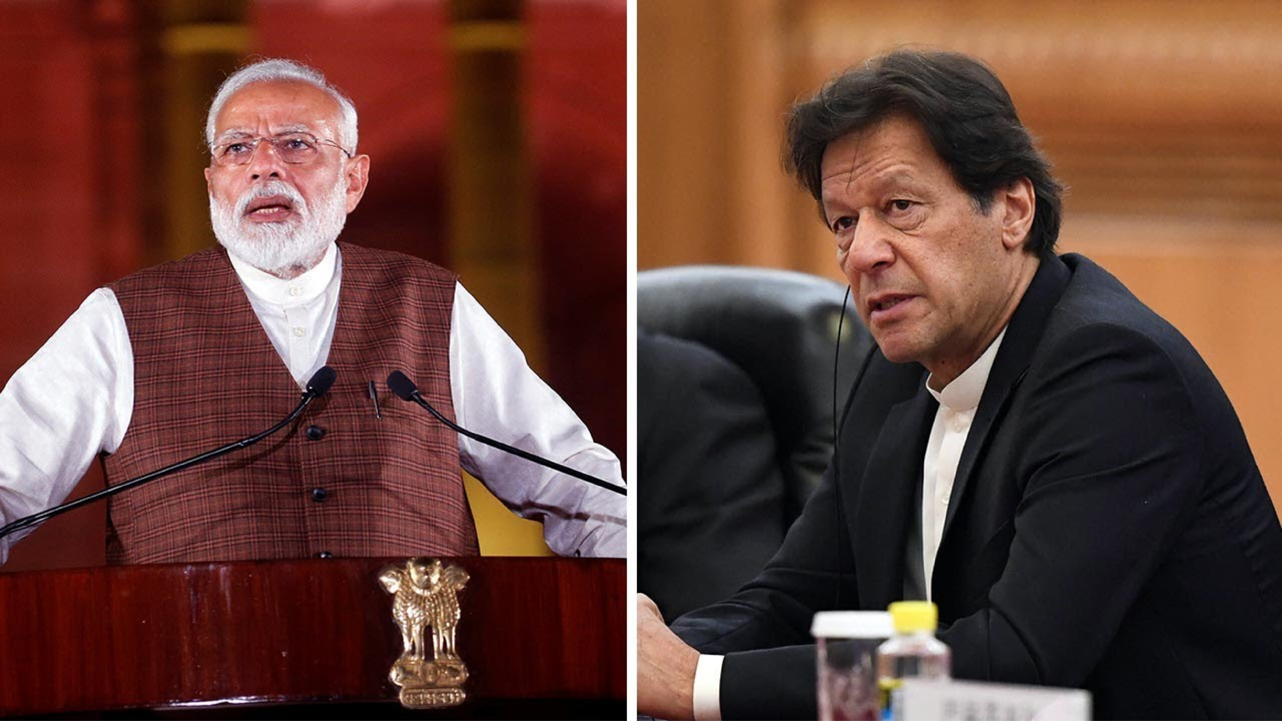Pakistan wants peace with India: PM Imran in letter to Modi