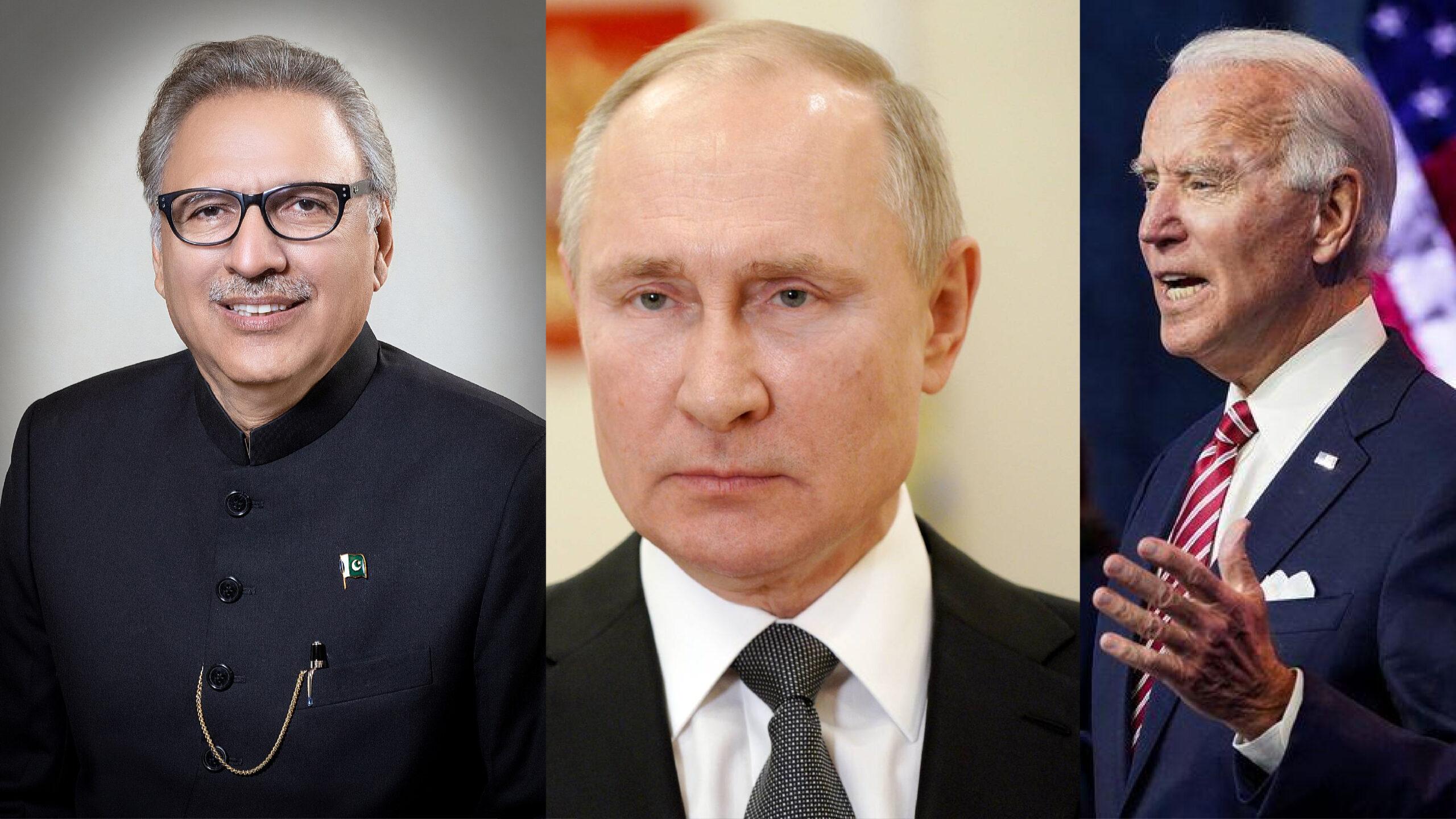 Putin-Biden-President-Arif-Alvi