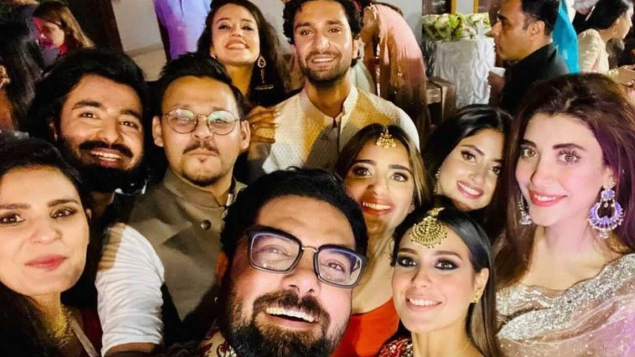 Saboor Aly, Yasir Hussain and others called out for violating SOPs