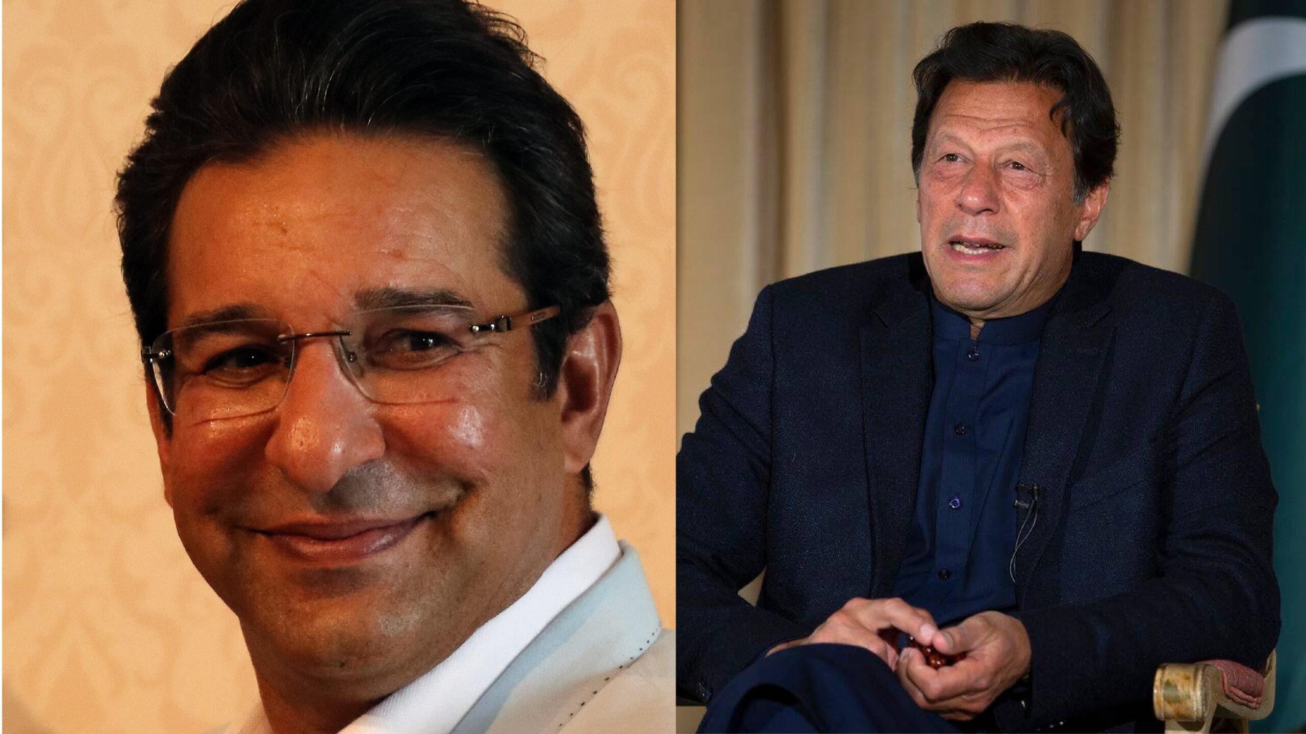 Wasim-Akrams-Imran-Khan