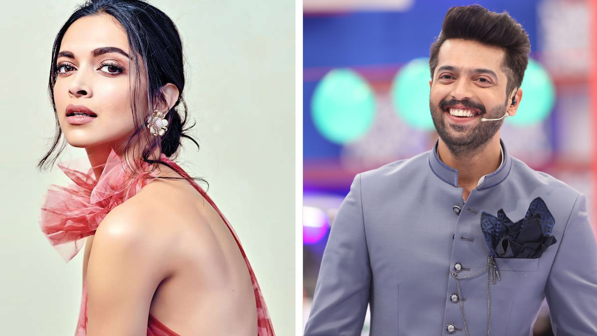 Fahad Mustafa is Deepika Padukone's 'bearded