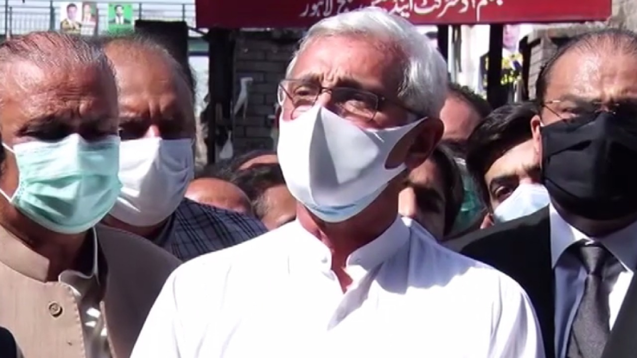 Tareen surfaces with another show of power