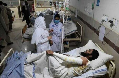 Hospitals full to its capacity as third wave grips the Federal Capital