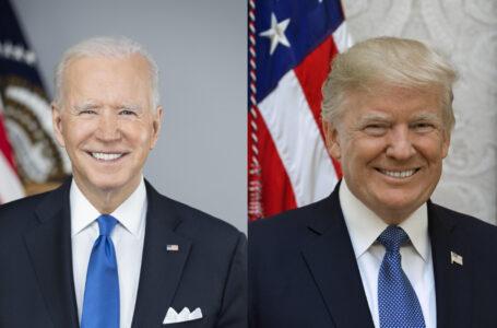 Joe Biden's approval surpasses Trump's in first 100 days: Poll