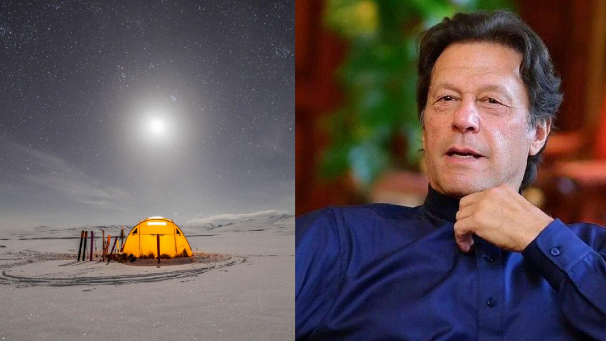 Pakistan explores first-ever winter ski traverse in Deosai