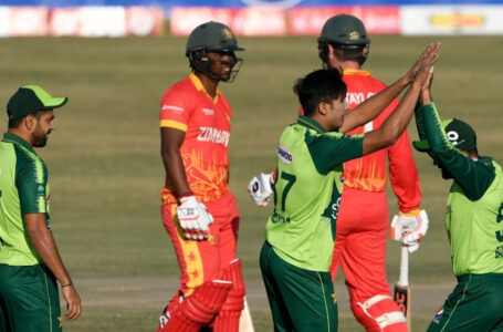 Young guns to be played against Zimbabwe: PCB
