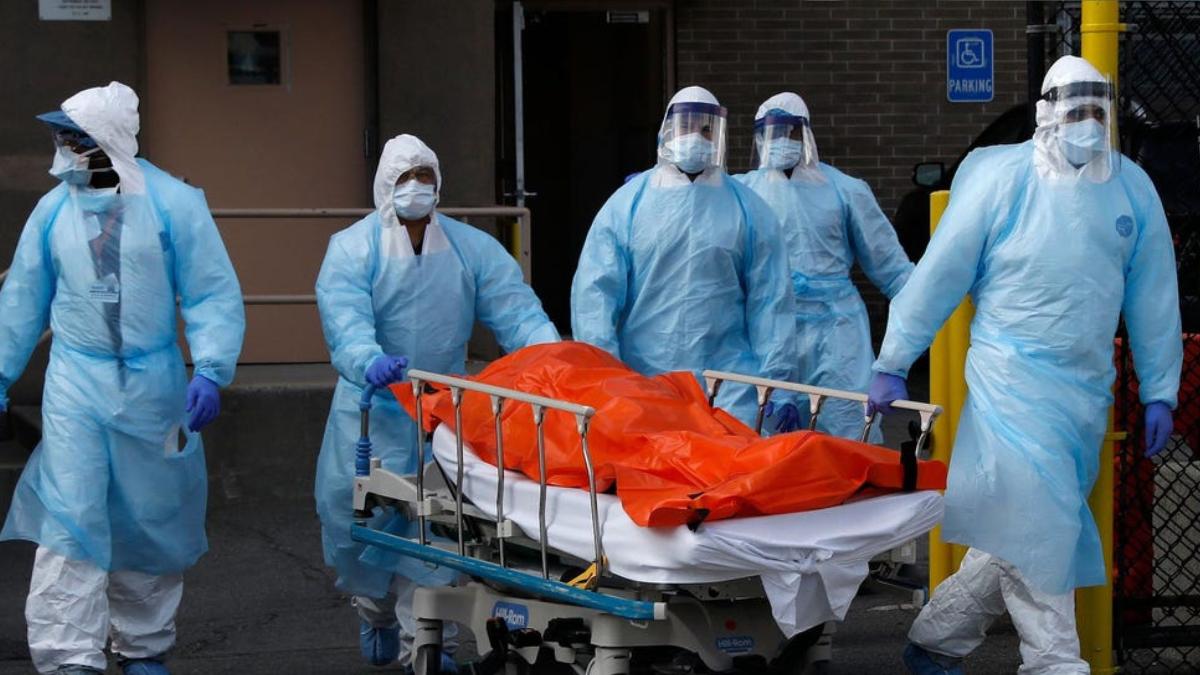 Coronavirus-patient