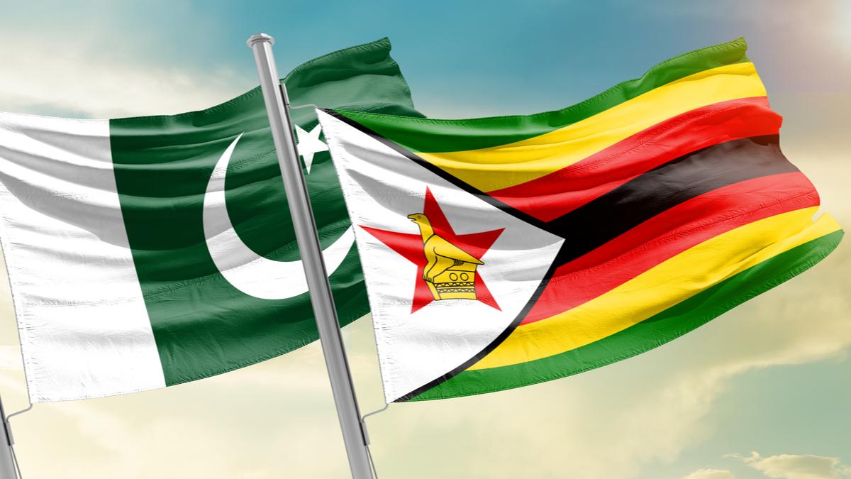 Pakistan zimbabwe