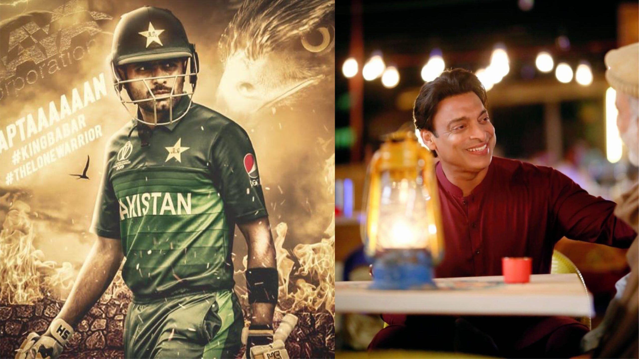 Shoaib Akhtar slammed by Twitter for criticizing Babar Azam after 2nd T20