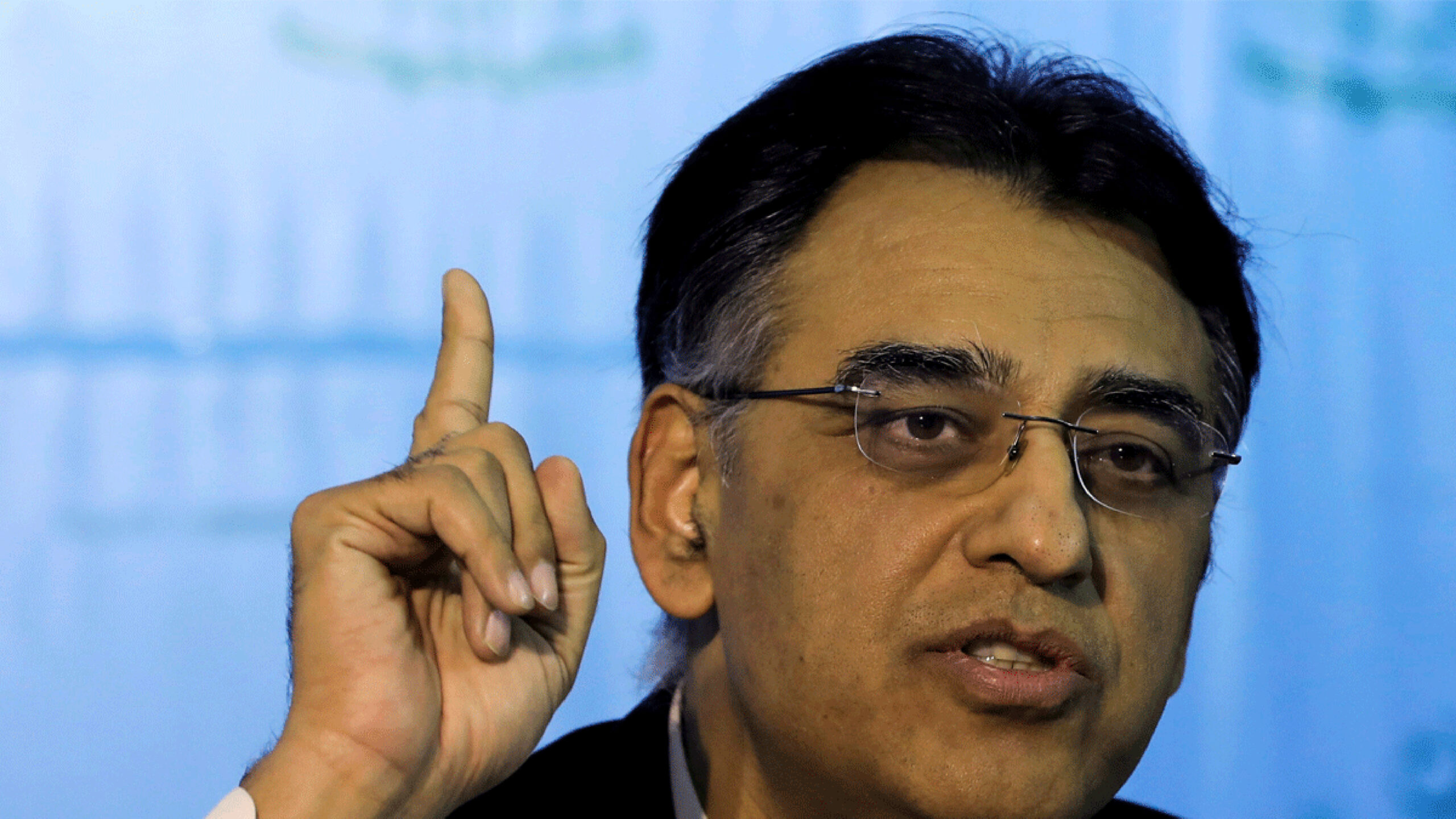 Asad Umar says number of Covid-19 cases to fall in the end of June
