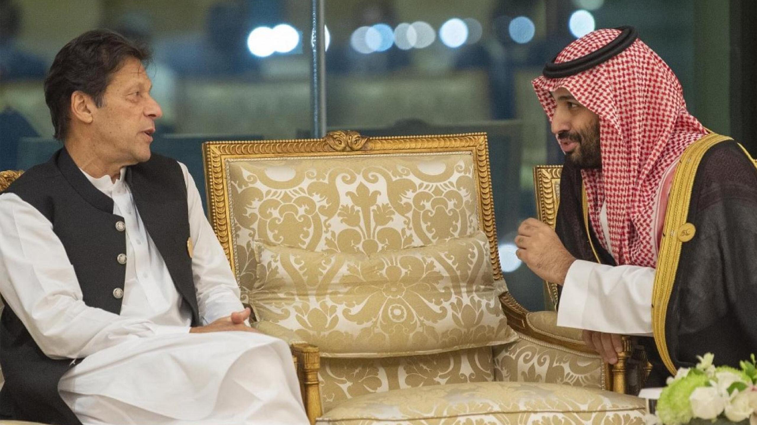 Riyadh, Islamabad look to reset ties via a $500 million loan deal