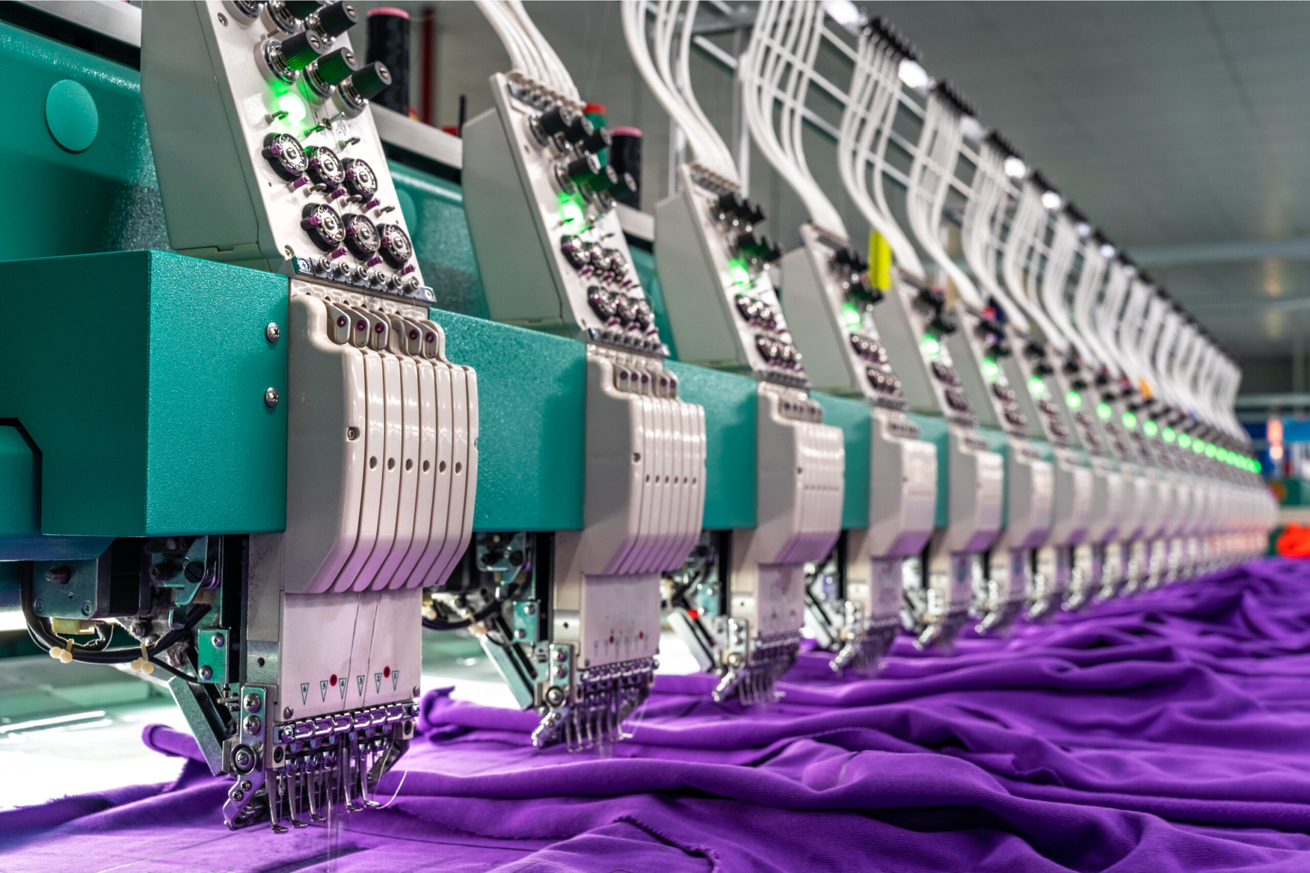 Textile sector registers growth of 30 pc in March