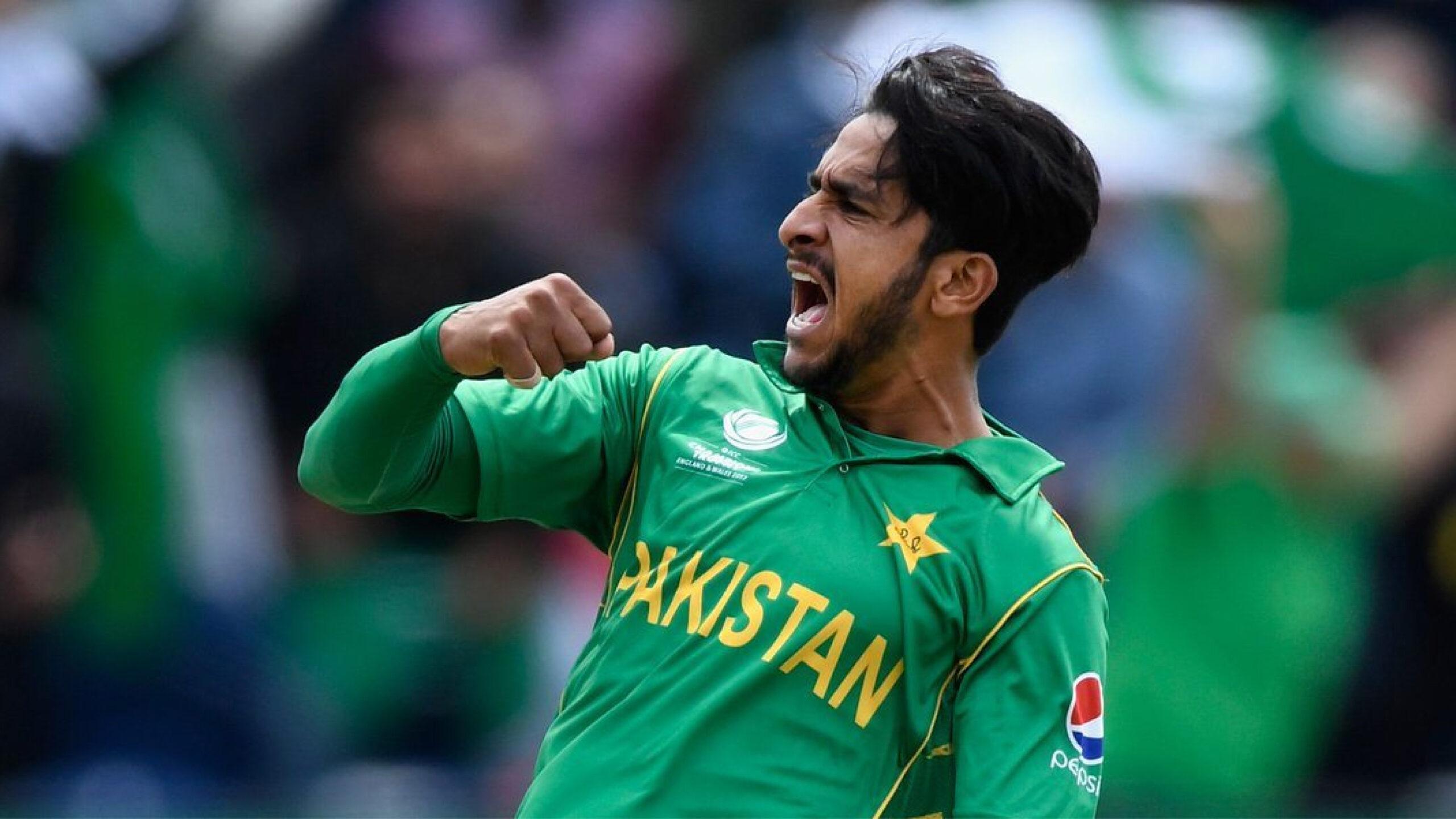 Pakistan cricketer Hasan Ali grabs the top spot is leading wicket taker's list