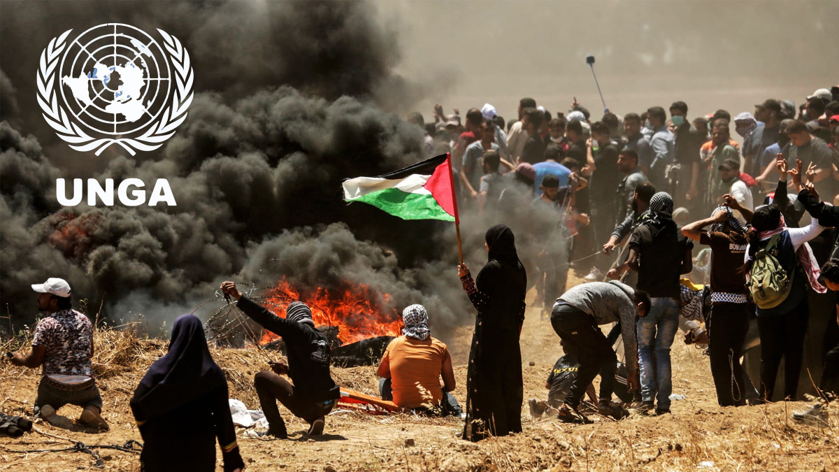 United Nations General Assembly (UNGA) President Volkan Bozkir, on Thursday, said the United Nations Security Council's inaction on the Israel-Palestine issue has raised huge questions on the credibility of the body.