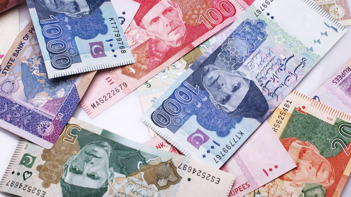 Pakistan-currency